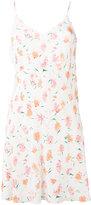 Lemaire floral print dress - women - Silk - 38