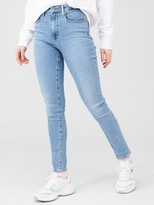 Levi's 721 High Waisted Skinny Jean - Out Of Touch Blue