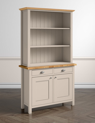 Marks and Spencer Padstow 2-Door Open Sideboard Top