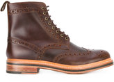 Grenson Fred boots - men - Leather - 7