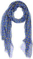 Grey Daniele Alessandrini Square scarves