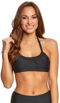 Next Women's Good Karma Meditate Shirr Bikini Top 8149235