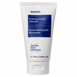 Korres Greek Yoghurt Foaming Cream Cleanser 75ml