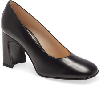 Tod's Slide Round Toe Pump