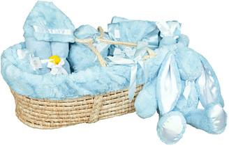 Swankie Blankie Carter Moses Gift Basket