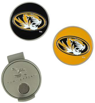 Unbranded Missouri Tigers Hat Clip & Ball Markers Set
