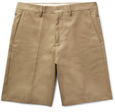 Acne Studios - Adrian Cotton-blend Chino Shorts