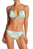 Sperry Sunbleached Beach Triangle Bikini Top