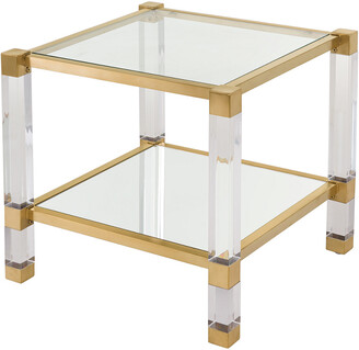 Safavieh Couture Angie Acrylic End Table