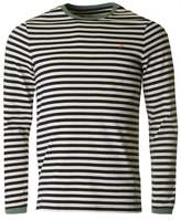 Farah Ally Long Sleeved Striped Crew T-shirt