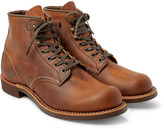 Red Wing Shoes - Blacksmith Oil-tanned Leather Boots
