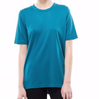 Dr. Denim Ink Blue Fiona Tee Shirt - S - Blue