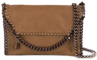 Stella McCartney Falabella foldover crossbody bag