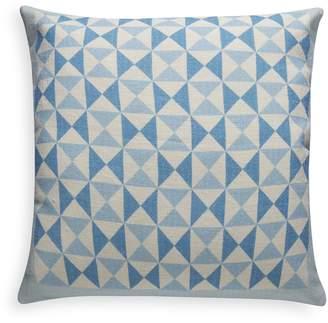 Jonathan Adler Sorrento Triangles Pillow