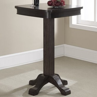 American Heritage Sarsetta Dining Table Color: Brown
