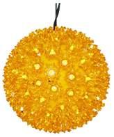 "Vickerman 100ct x 7.5"" LED Starlight Sphere - Gold"