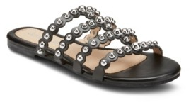 OLIVIA MILLER Piece of Cake Beaded Sandals Women's Shoes