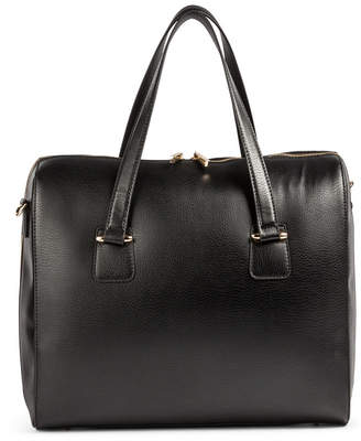 Celine Dion Collection Leather Triad Large Satchel