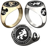 Disney Mickey Mouse RunDisney Ring for Women by Jostens - Personalizable