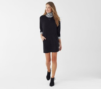Splendid Long-Sleeve Sweater Dress