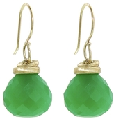 Jamie Joseph Chrysoprase Teardrop Earrings
