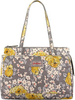 Cath Kidston Sketched Rose Multi Pocket Handbag