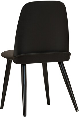 Design Tree Home SoCo Chair in Black