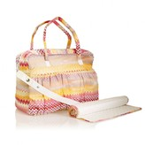 Missoni MissoniPink Zig Zag Baby Changing Bag