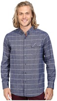 VISSLA Carpenteria Long Sleeve Plaid Flannel