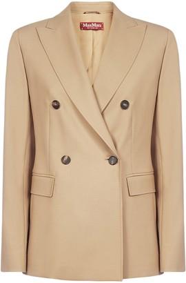 Max Mara Svelto Double Breasted Jacket