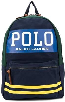 Ralph Lauren Big Polo backpack