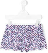 Il Gufo floral print shorts - kids - Cotton/Spandex/Elastane - 6 yrs
