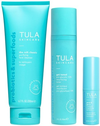 Tula Fresh Face 3-Piece Skin Care Kit