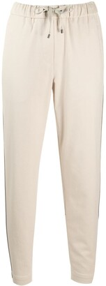 Brunello Cucinelli Beaded Embroidery Jogger