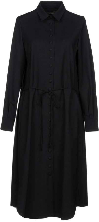 Veronique Branquinho Knee-length dresses - Item 34837106RK