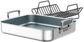 Zwilling J.A. Henckels Satin Nonstick Stainless Steel Roasting Pan