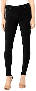 Liverpool Los Angeles Abby Faux-Suede Skinny Pants