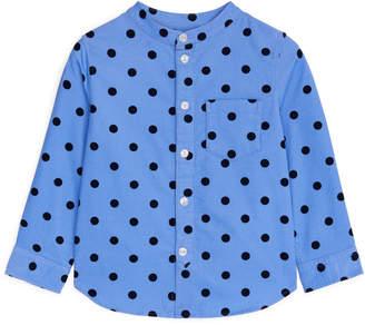 Arket Cotton Linen Shirt