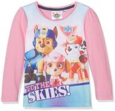 Nickelodeon Girl's Paw Patrol To The Skies Team long sleeve top