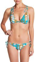 Volcom New Wave Strappy Triangle Bikini Top