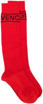 Givenchy logo print socks