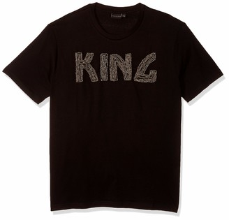 Sean John Men's King Chain Short Sleeve Crew Neck Tee