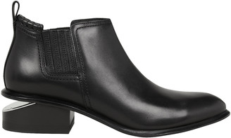 Alexander Wang Kori Chelsea Leather Booties