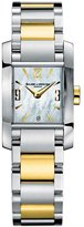 Baume & Mercier Women's 8600 Diamant Steel and 18K Gold Watch