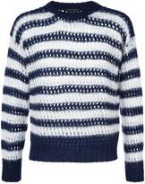 Marc Jacobs striped jumper