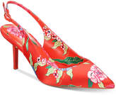 Aldo Criwiel Slingback Kitten Pumps Women's Shoes