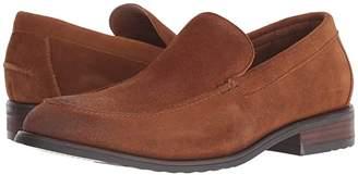 Lucky Brand Canton (Dark Tan) Men's Slip-on Dress Shoes