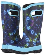 Bogs Rain Boots Tie-Dye (Toddler/Little Kid/Big Kid) (Electric Blue Multi) Kids Shoes