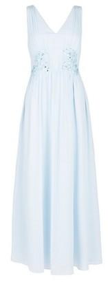 Dorothy Perkins Womens **Showcase Petite Blue Tillie Maxi Dress, Blue