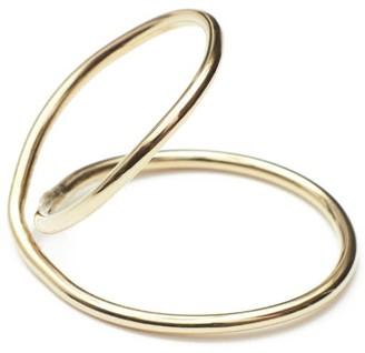 Skomer Studio All Day 9K Gold Everlasting Pinky Ring